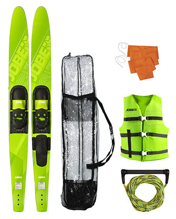 "Jobe Allegre 67""  Package Lime Green"