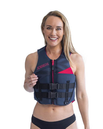 Jobe Neoprene Life Vest Women Midnight Blue