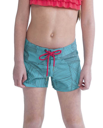 Jobe Boardshort Girls Vintage Teal