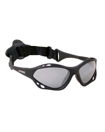 Jobe Knox Black Polarized