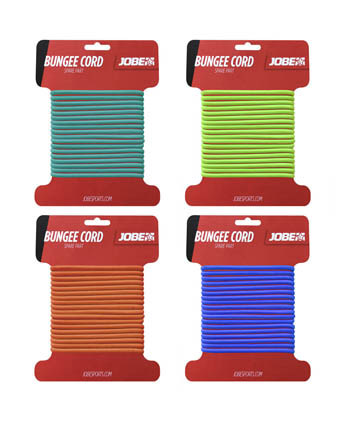 Jobe Paddle Board Bungee Cord 4-pack