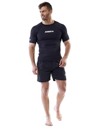 Jobe Rash Guard Men Black