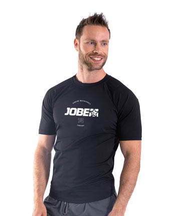 Jobe Rash Guard Shortsleeve Men Black