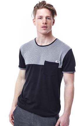 Jobe Discover T-shirt Men Nero Black